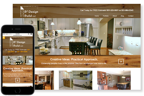 Best Home Improvement Website Design Contemporary - Decorating ...